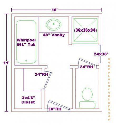 40 Ideas Bath Room Layout 10x12 Bathroom Design Layout Master Bathroom Design Layout Bathroom Floor Plans