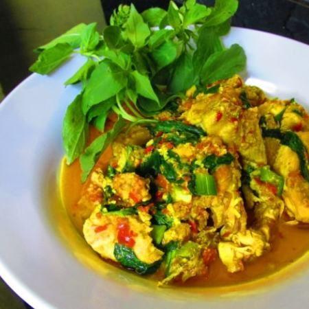 Resep Ayam Kemangi Asam Jawa Iniresep Com Resep Resep Ayam Resep Masakan Masakan
