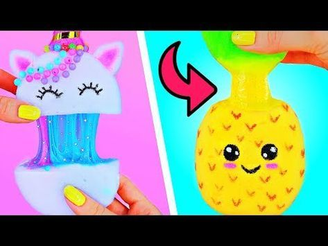 Pin By Jimena Abella On Mason Jar Crafts Diy Slime Toy Mason Jar Crafts Diy Diy Baby Stuff