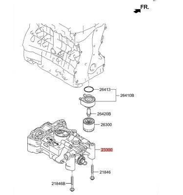 2011 Kium Sorento Engine Diagram