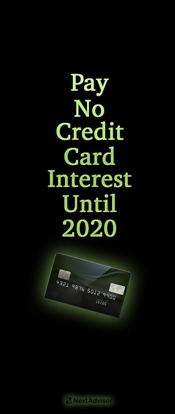 A credit card that charges no interest can really come in handy