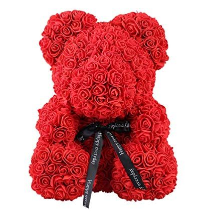 Best Of Rose Flower Teddy Bear Uk And Description In 2020 Bear Valentines Teddy Bears Valentines Valentine Gifts For Girls
