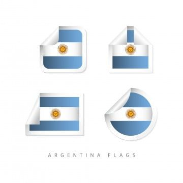 Argentina Label Flags Vector Template Design Illustration Template Icons Label Icons Argentina Png And Vector With Transparent Background For Free Download In 2020 Business Symbols Flag Vector Template Design