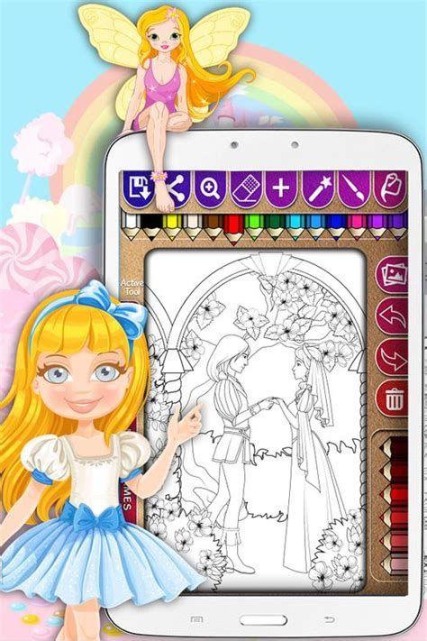 Princess Coloring Book Mod Apk
