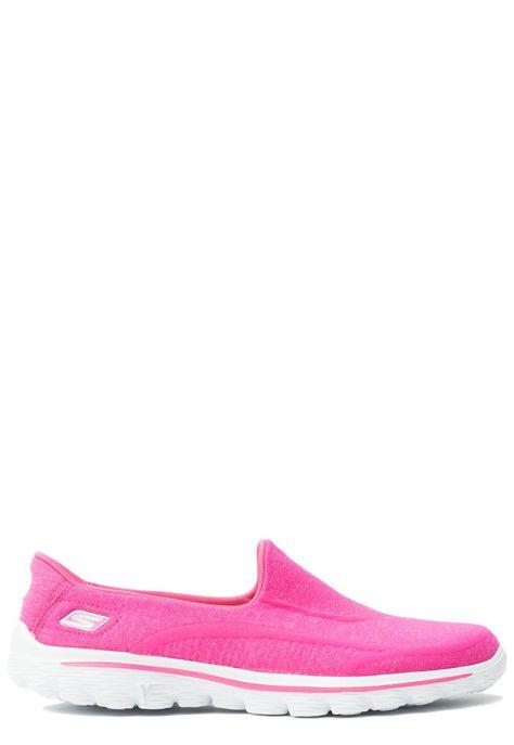 36268a87ff14 Skechers Instapper Roze