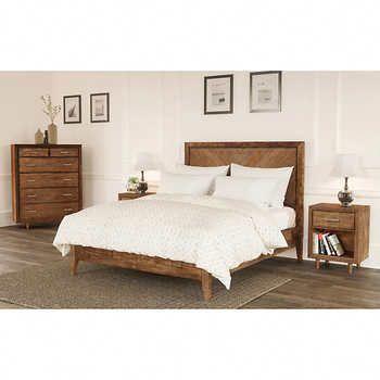 Hendrick 4 Piece Queen Bedroom Set With Images Bedroom Sets