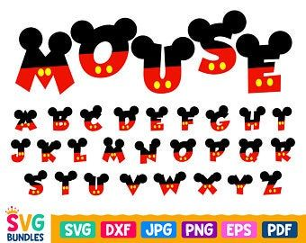Mickey Mouse Alphabet Instant Download Printable Alphabet Donald Duck Goofy Mickey Mouse Birthday Party In 2020 Mickey Mouse Font Mickey Mouse Letters Mickey Mouse Party Supplies