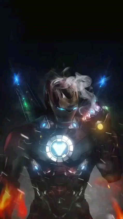 I'am iron man