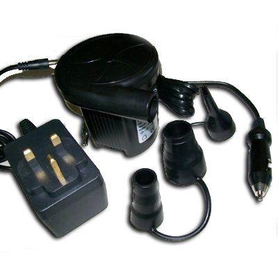 Pms Two Way Mains 12 Volt Abs Air Pump W Bs Plug Adaptor Prt Plugs Abs Pumps