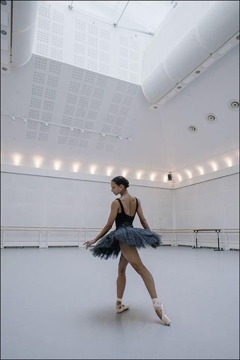Francesca Hayward im Royal Opera House.