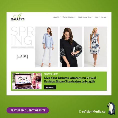 #ClientSpotlight - Malary's Fashion