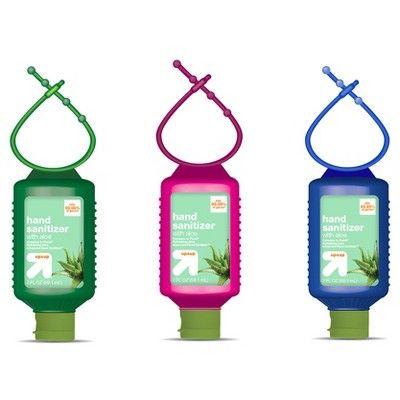 Up Up Hand Sanitizer Gel With Aloe 2 Oz Hand Sanitizer