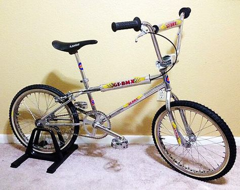 Old school bmx GT Nora Cup 1982 decal
