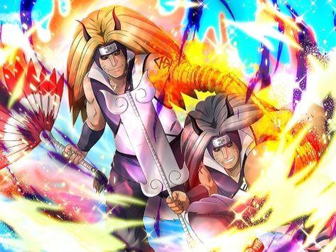 Kinkaku Reanimation Ultimate Boruto Anime Naruto