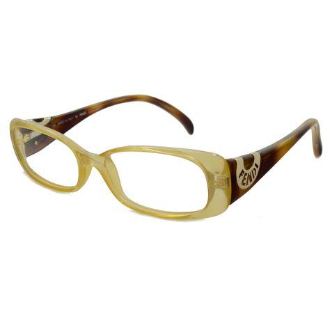 Fendi Women's F847 Rectangular Optical Frame