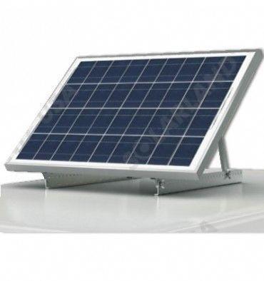 Solarland Tilt Mount Kit For 40 150w Solar Panels Best Solar Panels Solar Energy Panels Solar Panels