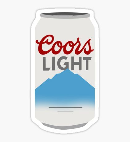 Coors Light Beer Stickers Beer Pong Table Painted Diy Beer Pong Table Beer Pong Table Designs