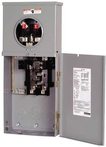 660875 Maine Electrical Breakers Outdoor