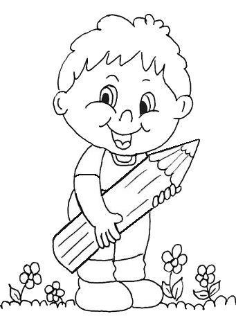 100 Desenhos Para O Dia Do Estudante Criancas Lendo Livros Dia