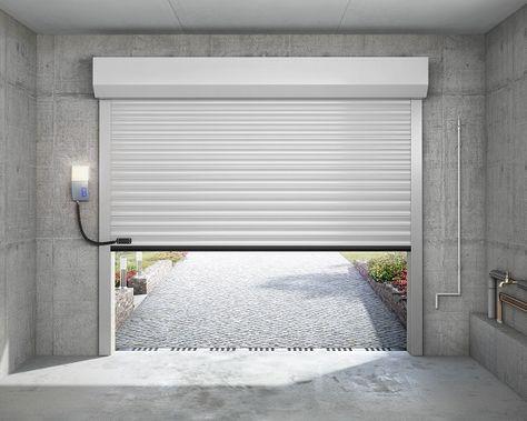Comment Debloquer Une Porte De Garage Enroulable En 2020