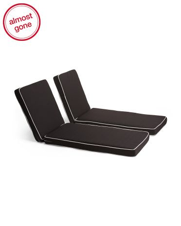 Set Of 2 Outdoor Chaise Lounge Pillows Throw Pillows T J Maxx Outdoor Chaise Outdoor Chaise Lounge Lounge Pillow