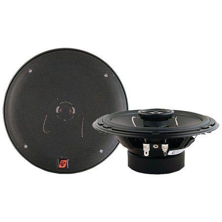 Cerwin Vega Mobile Xed52 Xed Series Coaxial Speakers 2 Way 5 25 Walmart Com In 2021 Speaker Mobile Speaker High Quality Speakers