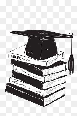 Libro Sombrero Bachelor Cap Elemento De La Temporada De Graduacion Libro Sombrero Bach Fondo De Pantalla De Ipad Imagenes De Graduacion Fondos De Graduacion