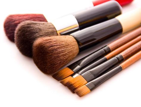 "According to makeup artist Kenetia Lee, author of the recently published book ""Fearless Beauty 360: A Complete Guide to Self-Acceptance and Empowerment,"" we should all be washing our makeup tools at least once a month, every two weeks if possible, and we should give all of our makeup products an expiration date."