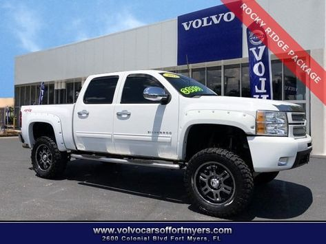 View This Used 2012 Chevrolet Silverado 1500in Fort Myers Fl Call