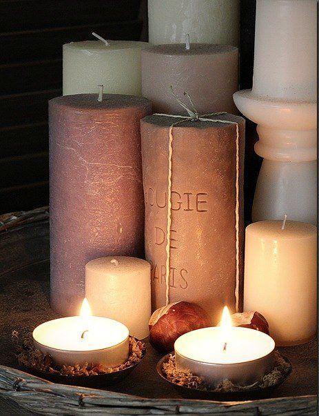 Pin Van Dee Fender Op Candlelight Kaarsen Kaars Decoratie Decoratie