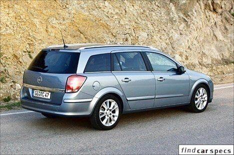 Good Ubeydullah A 26 03 2018 Fuel Consumption Opel Astra Astra H Caravan 1 9 Cdti 120 Hp Automatic Diesel 2006