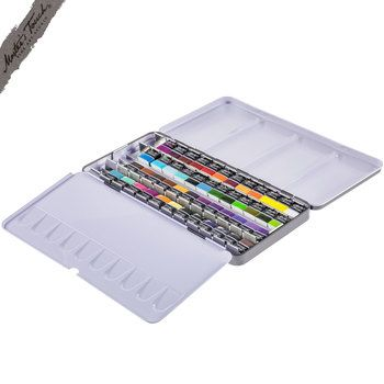 Watercolor Paint 48 Piece Set Watercolor Pans Watercolor