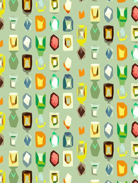 Colorpop Grananda Fabric