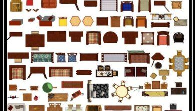 Free Photoshop Psd Chinese Furniture Free Photoshop Lobby Interior Design Interior Design Plan