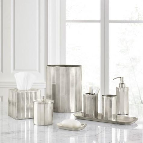 Nomad Stainless Steel Bathroom Accessories Bathroom Accessories Bath Accessories Bathroom Remodel Cost