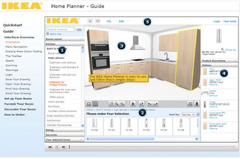 design your own kitchen layout free online with the graft ...
