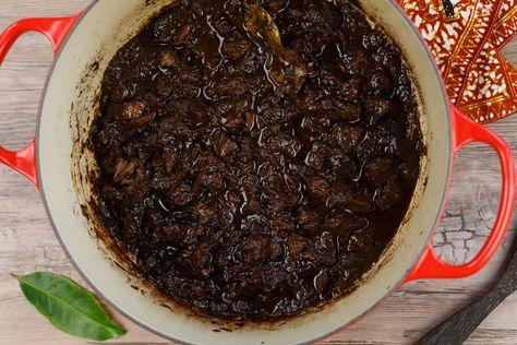 daging smoor | recept | indische keuken