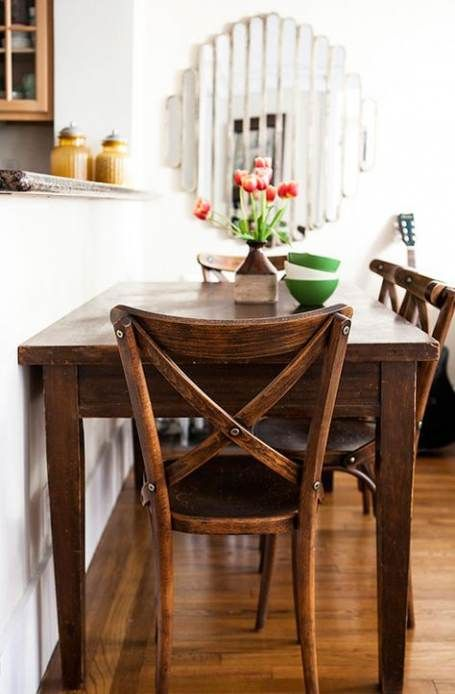48 Super Ideas For Kitchen Table Bench Against Wall Dining Room Decor Rustic Farmhouse Kitchen Decor Farmhouse Dining