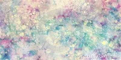 Pink Purple Blue Green And White Background With Glass Texture And