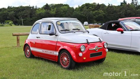 Diaporama Les Modeles Abarth En Images A L Abarth Day 2018