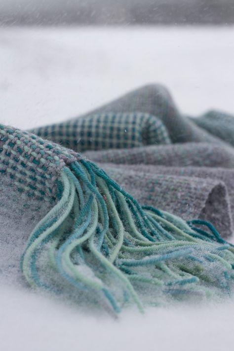 pepperknit | woven scarf