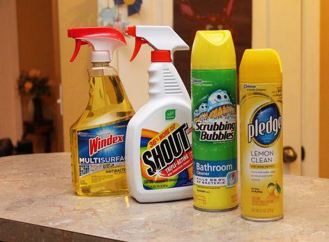 Disfruta Tu Hogar Con La Ayuda De Los Productos De Limpieza De