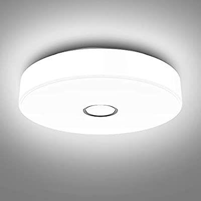 Onforu 18w Led Bedroom Ceiling Lights, Bright Bathroom Ceiling Lights