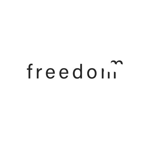 A Redesign Of The Creative Freedom Freedom Logo