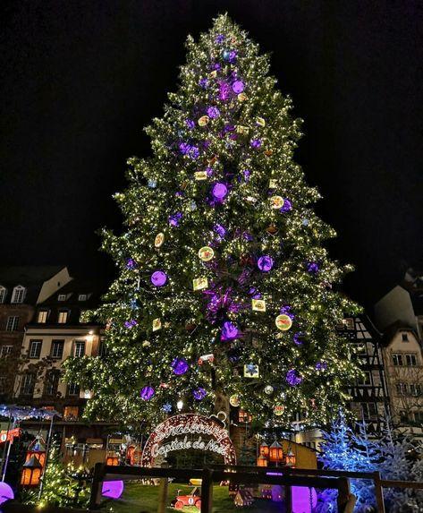 Arbre de Noël Strasbourg