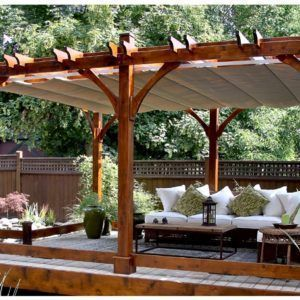 Pergola Breeze Retractable Canopy 12x20 1 Web In 2020 Covered Pergola Backyard Pergola Pergola Patio