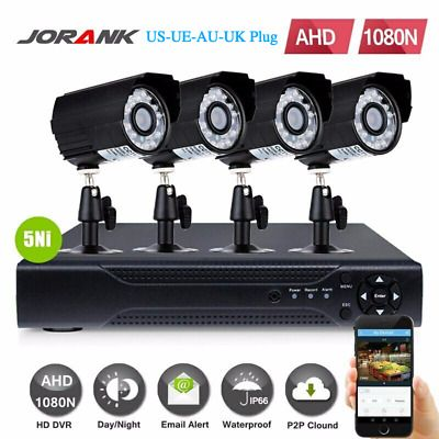 Ad Ebay Link Home Video Surveillance Security Ir Camera System 8 Channel Wifi Dvr Outdoor In 2020 Home Video Surveillance Video Surveillance Home Surveillance