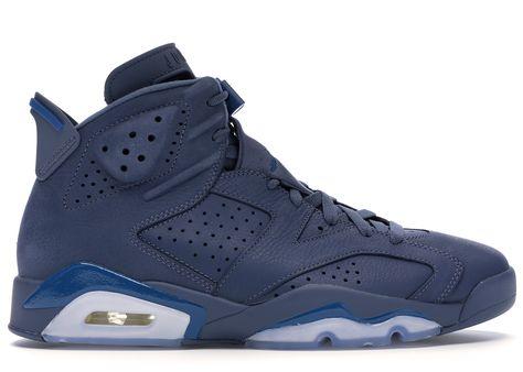 jordan 6 retro diffused blue men's shoe