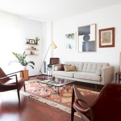Attractive Mid Century Living Rooms Design Ideas 38 Eclectic Living Room Living Room Design Inspiration Mid Century Modern Living Room