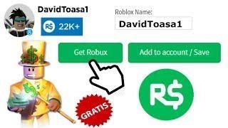 Increíble Hack Robux Gratiscomo Tener Robux Gratis En Roblox 2019 - Pin On Roblox Hack